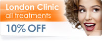 London Clinic Special Offer - offer ends 6th June 2013