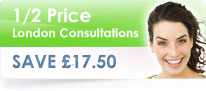 London Consultations - offer ends 6th June 2013